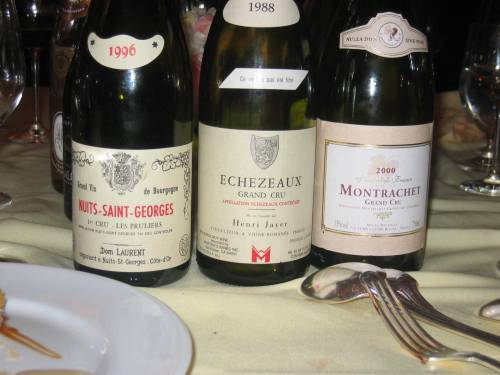 Three of the Wines