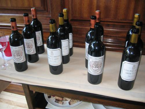 Some of the Wines