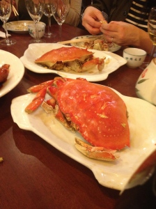 House Special Cold Dungeness Crabs-Chao Style