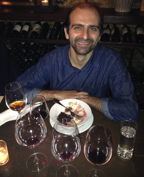 Vito Polosa of Aroma Restaurant