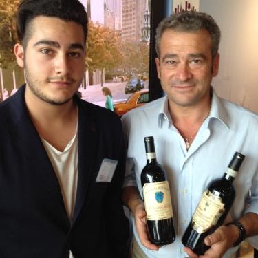 Jacopo and Alessandro