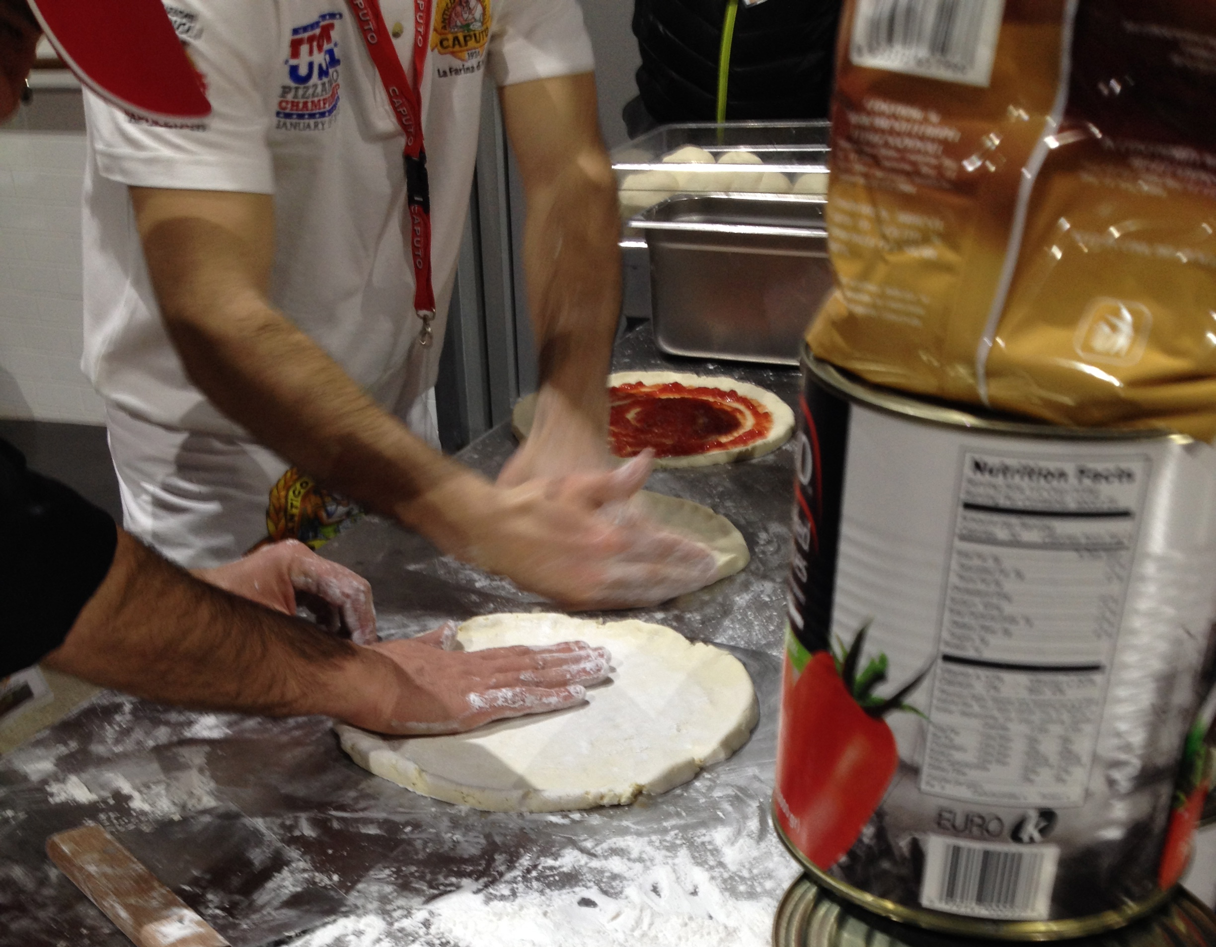 Gluten Free Flour And Pizza Charles Scicolone On Wine