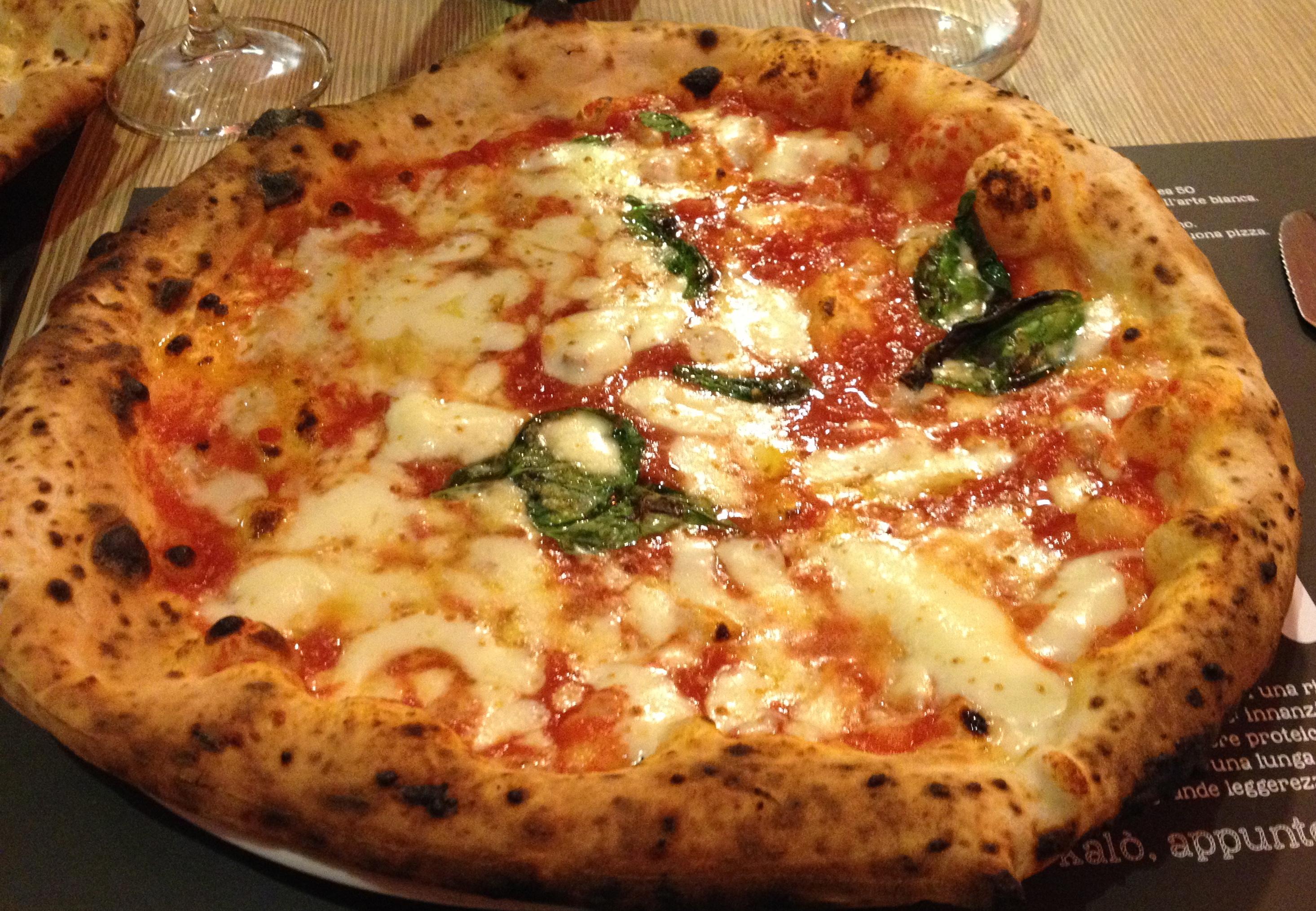 pizza fried spaghetti pizza margherita recipes dishmaps pizza ...