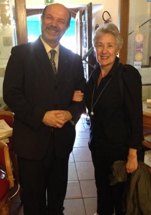 Francesco and Michele
