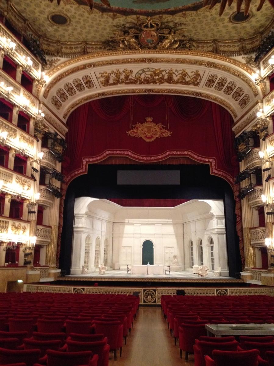 The Carlo Opera House
